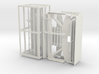PS2 CD 4427 end railings 3d printed
