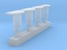 Mehano NMBS SNCB Reeks 77 Buffers - Type II 3d printed