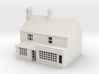 TFS-20 N Scale Topsham Fore Street building 1:148 3d printed