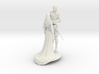 Fantasy Wedding Cake Topper 3d printed