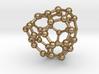 0089 Fullerene c38-8 c1 3d printed