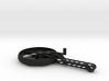 Hand-Crank Fan 3d printed