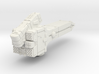LoGH Imperial Destroyer 1:2000 3d printed