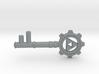 Zelda Dungeon Key 3d printed