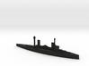 HMS Centurion (World War 2 Appearance) 1/1800 3d printed