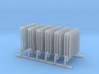 S Scale Radiators X6 3d printed