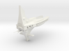 Carcharcal Frigate 3d printed