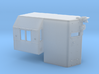 N Scale GP35 High Hood for N&W, SOU, and W&LE 3d printed