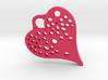Heart Full Of Holes - Pendant 3d printed