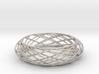Bracelet Circles Sleek (size M) 3d printed