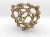 0117 Fullerene C40-11 c2 3d printed