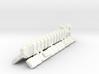 Lyra Class Battle Cruiser - Sledgehammer 3d printed