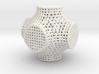 CloseIso math art 3d printed