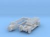 Alpenwagen - mit offenem Verdeck (N 1:160) 3d printed