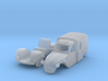 Citroën 250 (British N 1:148) 3d printed