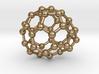 0128 Fullerene C40-22 c1 3d printed
