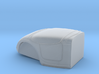 1/43 Short Firewall Bantam Altered (no Cut) 3d printed