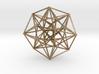 4D Vector Equilibrium Metatron's Compass 50mm -  3d printed