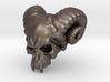 Demon Skull Bead 3d printed