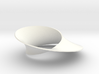 Mobius strip minimal surface 3d printed