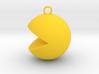 PacMan Pendant 3d printed