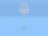 McDonalds pole-5cm (n-scale) 3d printed