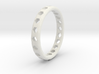 Ring Hexagons 2 3d printed