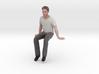 Hey Girl, I'm 3D Printed Ryan Gosling 3d printed