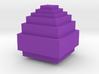 Minecraft Dragon Egg 3d printed