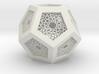 J&M Islamic Inspired Geometric Lamp Shade 3d printed
