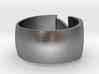 Heart ring Anello Con Cuore A Ponte 17 mm 3d printed