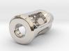 Tritium Lantern 1D Shorty (3x11mm Vials) 3d printed