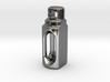 Tritium Pendant 2 (3x11mm Vials) 3d printed