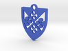 Arms of Edine Godin pendant 3d printed