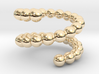 Spiral ring 14 3d printed