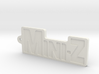 Mini-Z-Anhänger groß 3d printed