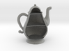 Micro 1:144 Scale Teapot House 3d printed