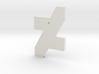 DA Logo 2 Normal CH3 3d printed