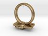 23 Rat ring die antwoord size 9.5 3d printed