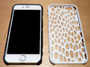 Reptile skin iPhone 6 Case 3d printed Black Strong & Flexible and White Strong & Flexible Polished