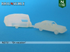 SET Volvo 244 + Polar 470 (N 1:160) 3d printed