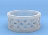Celtic - capped lattice 3d printed