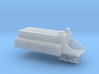 1/87th HO Large Truck Fire Skid Unit 3d printed