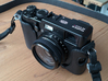 Lens Cap Adaptor for DIY Filter on Fujifilm X100 3d printed That´s how it looks on the X100T...