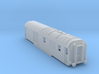 SNCF French Mistral Generator Wagon Z-Scale 1/220 3d printed
