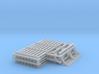 MOW Rail Frames - Nscale 3d printed