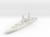 1/1800 USS South Dakota BB (1920) 3d printed