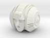 Customatron - Filletron - Sekhmet Head 3d printed