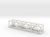 "5' 12""sq Box Truss 1:48 3d printed"