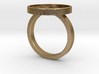 Watch Ring 3d printed